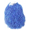 Seedbead Aqua Mix 10/0 Lustered Strung